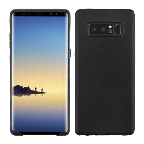 Insten Gel Matte Case For Samsung Galaxy Note 8 - Black