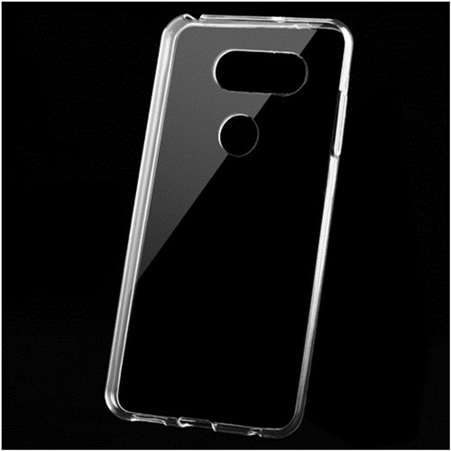 Insten TPU Cover Case For LG V30 - Clear