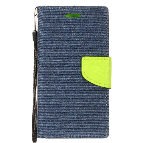 Insten Fitted Hard Shell Case for Samsung Galaxy Note 8 - Green;Blue