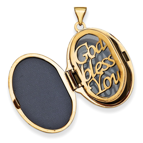 14k Yellow Gold Hand Engraved Photo Pendant Charm Locket Chain Necklace That Holds Pictures Oval Fine Jewelry For Women Gifts For Her