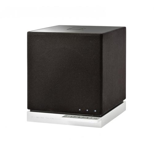 "Definitive Technology W7 4"" 90W 2-Way Wireless Speaker for Streaming Music - Black - Each"