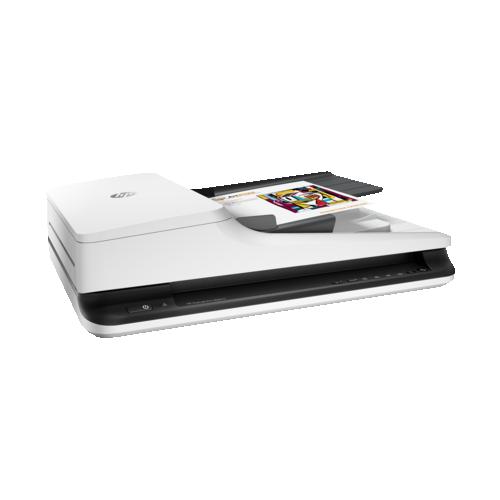HP ScanJet Pro 2500 f1 Flatbed Scanner (L2747A#BGJ)