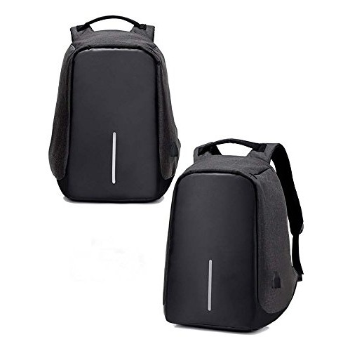 cc8575c62e Anti-theft With USB Charging Port   Light-weight Student Functional  Business Laptop Backpack For Men   Women -Black   Backpacks - Best Buy  Canada