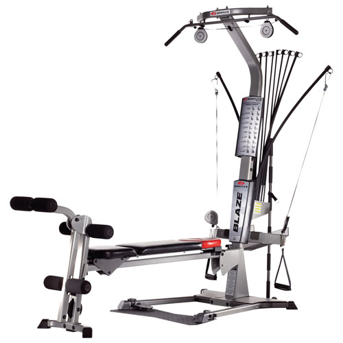 Gymnastics Equipment In Canada: Bowflex Blaze Home Gym : Home Gym Equipment