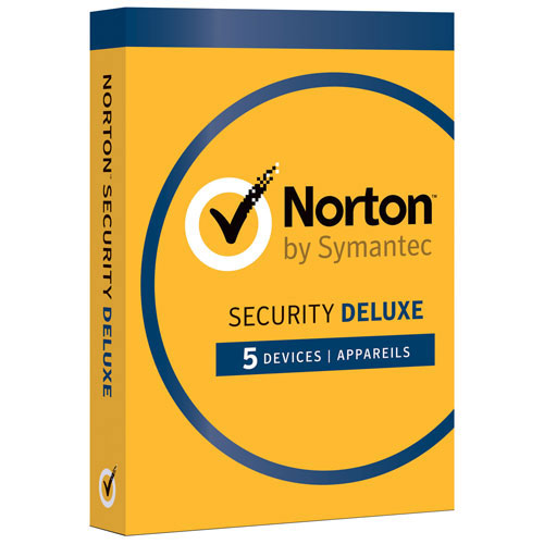 norton security deluxe pc mac 5 user 1 year. Black Bedroom Furniture Sets. Home Design Ideas