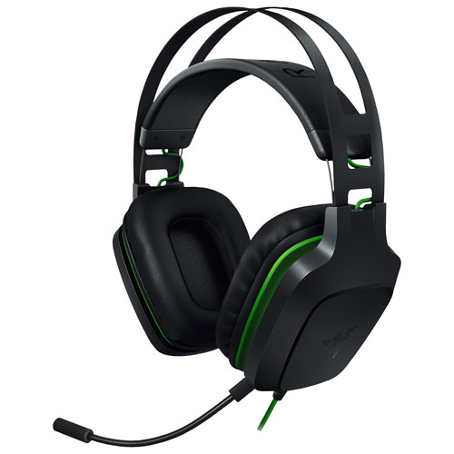 Razer Electra V2 Over-Ear Sound Isolation Gaming Headset for PC - Black