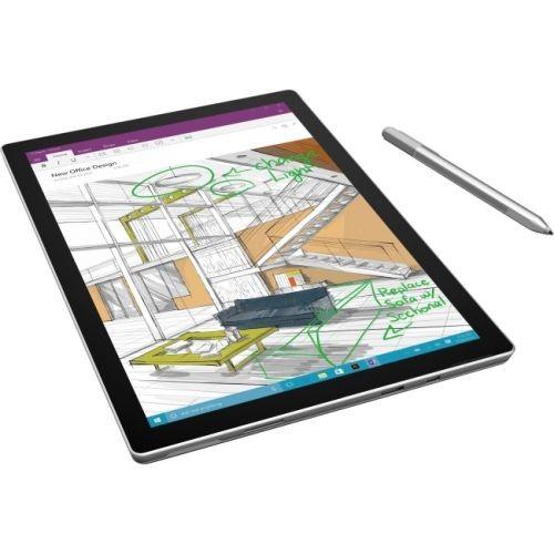 "Microsoft Surface Pro 4 12.3"" - 8 GB RAM - 256GB SSD -Intel Core i5 6300U - Windows 10 Pro - Refurbished"