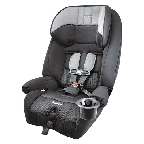 Harmony Defender 360 Convertible 3 In 1 Booster Car Seat