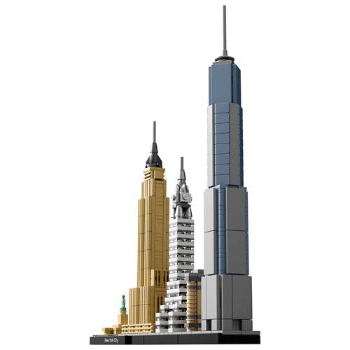 LEGO Architecture 21028 New York City NEU
