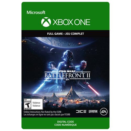 Star Wars Battlefront II - Téléchargement numérique