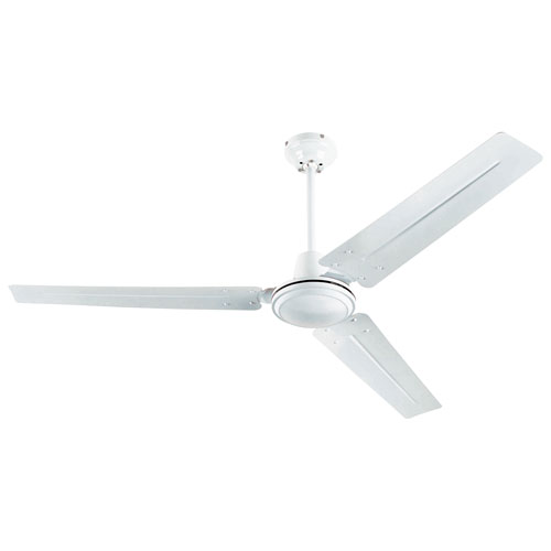 Westinghouse lighting industrial 56 ceiling fan white ceiling westinghouse lighting industrial 56 ceiling fan white ceiling lights best buy canada aloadofball Image collections