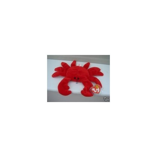 TY Beanie Baby - DIGGER the Crab (Red Version - 4th Gen hang tag)   Plush  Toys - Best Buy Canada 0c929dccf6c