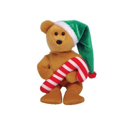 11b4d568a4e TY Beanie Babies  TASTY the Holiday Teddy Bear Small Plush   Plush Toys - Best  Buy Canada