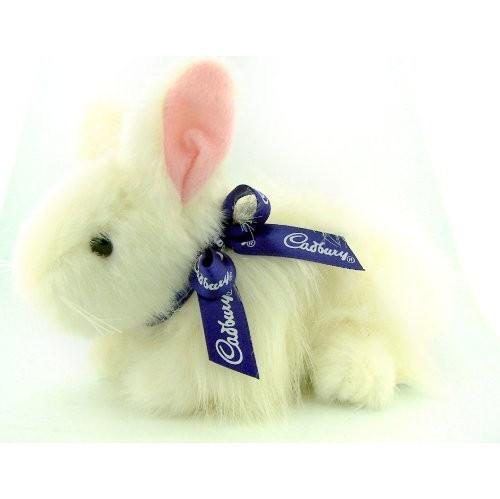 Unique easter gift clucking white fur cadbury bunny rabbit unique easter gift clucking white fur cadbury bunny rabbit collectible plush stuffed animal toy plush toys best buy canada negle Images