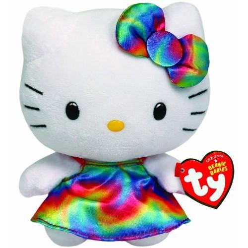 Ty Beanie Babies Hello Kitty Plush 0fbfed87609