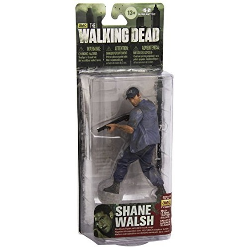 Mcfarlane Toys The Walking Dead Shane Walsh Action Figure Action Figures Best Buy Canada