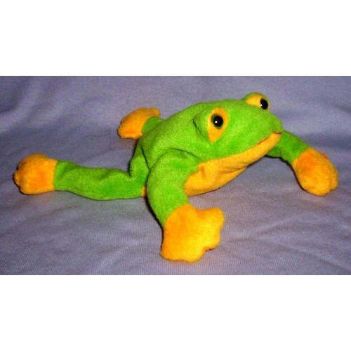 8e8326f69e2 TY Beanie Baby - SMOOCHY the Frog