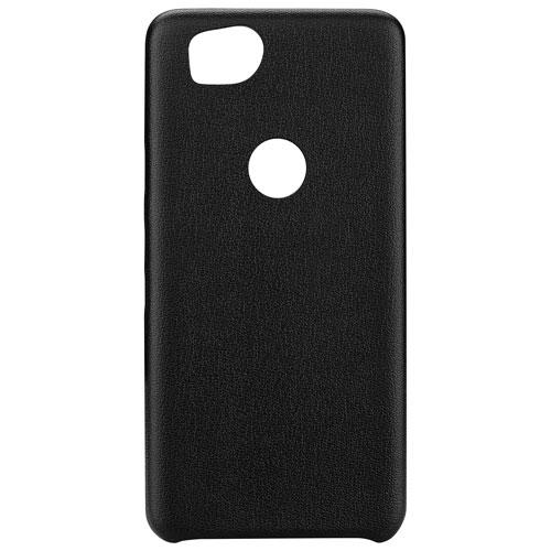 Blu Element Velvet Touch Fitted Soft Shell Case for Google Pixel 2 XL - Black