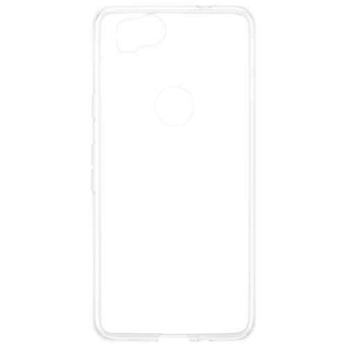 Blu Element Gel Skin Fitted Soft Shell Case for Google Pixel 2 - Clear