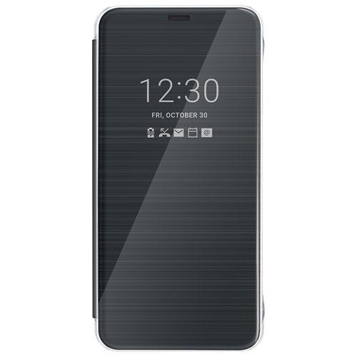 LG Quick Cover Folio Case for LG G6 - Black