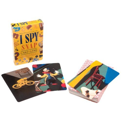 I Spy Snap Card Game by Briarpatch