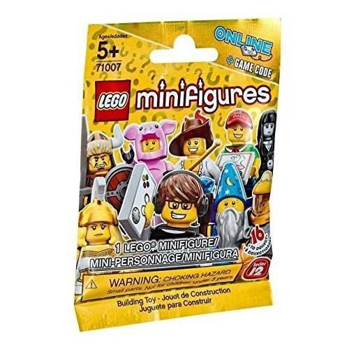 71007 SPACE MINER NEW w Guide and Online Code LEGO Minifigure Series 12