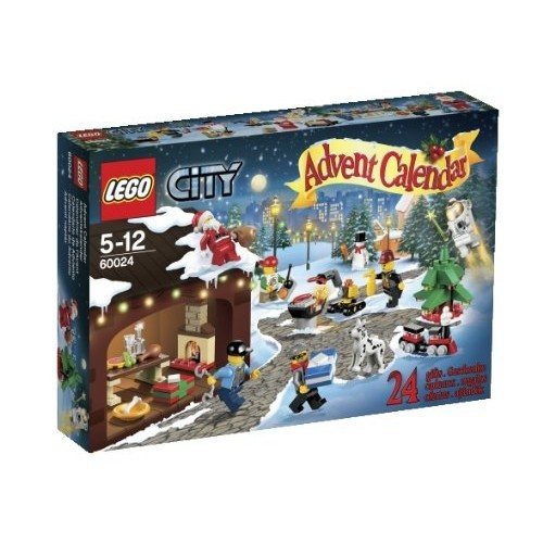 Lego City Advent Calendar 60024 Discontinued By Manufacturer