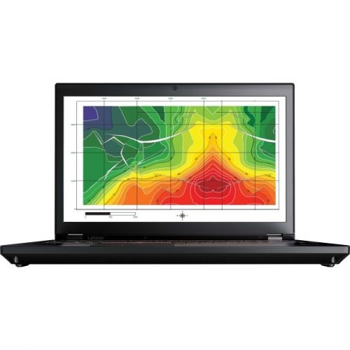 "Lenovo ThinkPad P71 20HK0013US 17.3"" LCD Mobile Workstation - Intel Core i7 (7th Gen) i7-7700HQ Quad-core (4 Core) 2.80 GHz -"