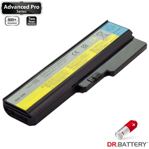 Dr. Battery - Canadian Brand Replacement Laptop Battery (Samsung SDI 5200mAh) - Lenovo L08S6Y02 - Free Shipping across Canada
