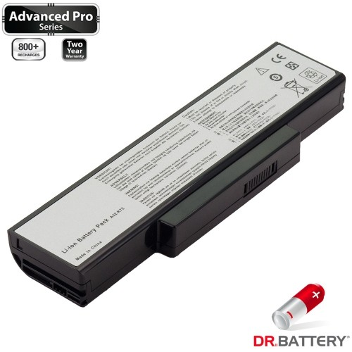 Dr. Battery - Canadian Brand Replacement Laptop Battery (Samsung SDI 5200mAh) - Asus A32-K72 - Free Shipping across Canada