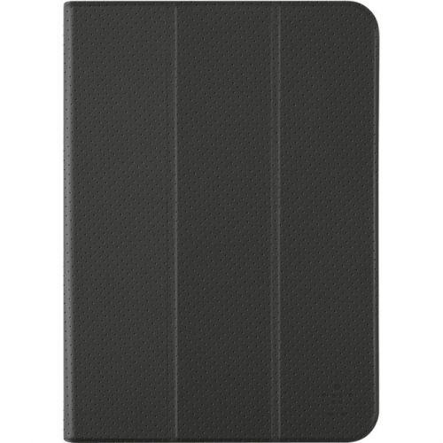 "Belkin Tri-Fold Carrying Case (Tri-fold) for 8"" Tablet - Blacktop"