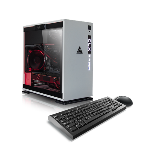 Cybertron PC TGVCLXGXH7A19WU - White/Coffee (Intel Core i7 8700/2TB HDD/240GB SSD/16GB RAM/NVIDIA GeForce GTX 1080/Windows 10)