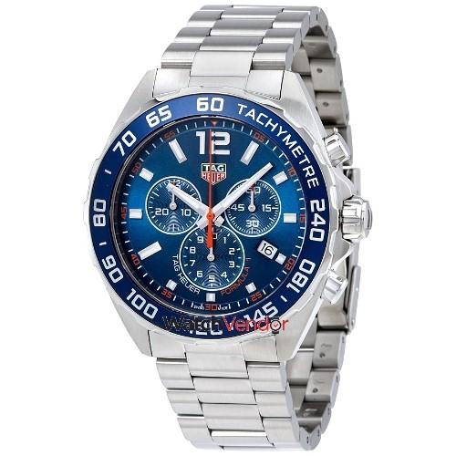 4bb204f4ff7 Tag Heuer Formula 1 Chronograph Blue Dial Men s Watch CAZ1014.BA0842 -  Online Only
