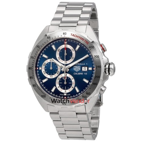33a54e2d3fa New! Tag Heuer Formula 1 Automatic Chronograph Men s Watch CAZ2015.BA0876 -  Online Only