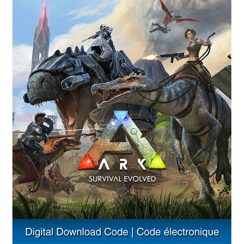 Ark: Survival Evolved (PS4)   Digital Download : PS4 Games   Best Buy Canada