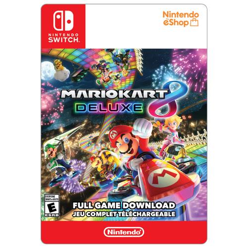 Mario Kart 8 Deluxe (Switch) - Digital Download