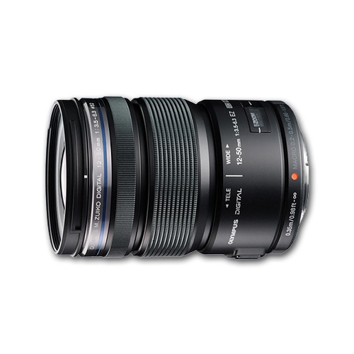 Olympus 12-50mm f3.5-6.3 EZ M.Zuiko ED Micro Lens Demo