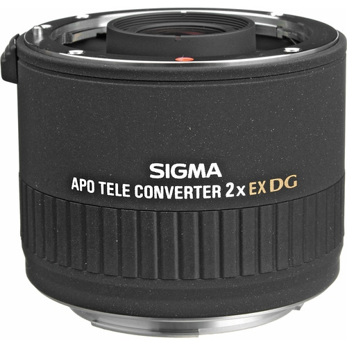 2X EX DG APO Teleconverter for Canon