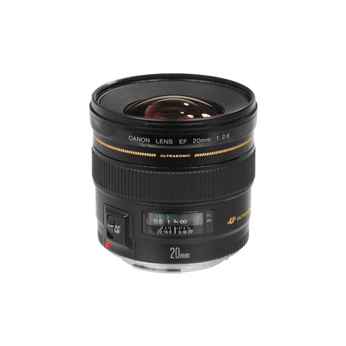 Canon 20mm f2.8 USM EF Lens