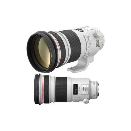 Canon 300mm f2.8L IS II USM EF Lens