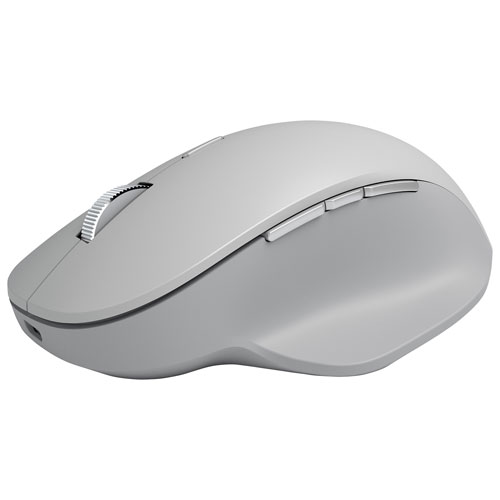 Microsoft Surface Precision Bluetooth Mouse - Grey