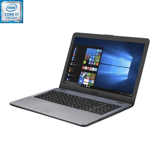 "ASUS 15.6"" Laptop - Dark Grey/Silver - (Intel Core i7-7500U/256GB SSD/8GB RAM/Windows 10)"
