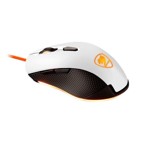 Minos X3 Optical Gaming Mouse - White
