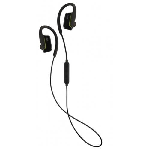 jvc bluetooth wireless sport headphone black ha ec30bt earbuds in ear headphones best. Black Bedroom Furniture Sets. Home Design Ideas