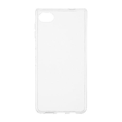 Blu Element BCTKPCL Gel Skin Blackberry Motion Clear