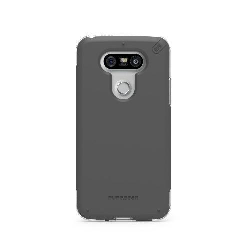 Puregear 61431PG Etui Dualtek Pro G5 Noir/Transparent