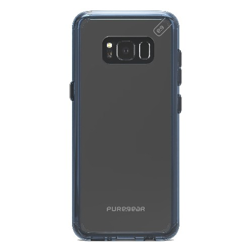 Puregear 61755PG Slim Shell Pro GS8 Clear/Blue