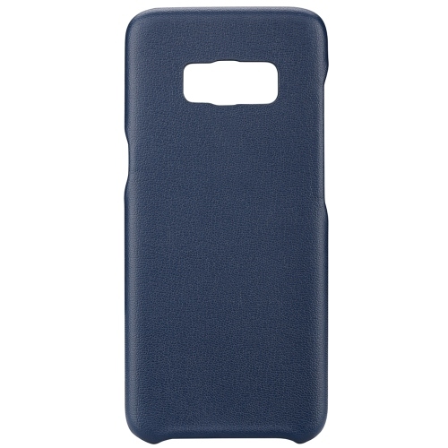 Blu Element BBMS8PNV Velvet Touch Etui GS8 Plus Bleu marin