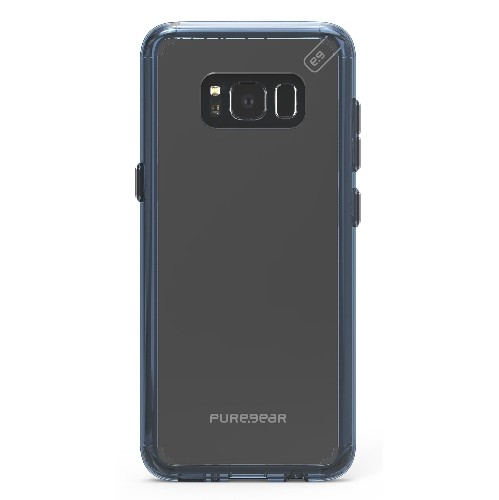 Puregear 61759PG Slim Shell Pro GS8+ Clear/Blue