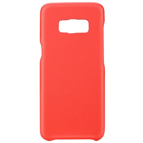 Blu Element BBMS8PGE Velvet Touch Case Samsung S8 Plus Red